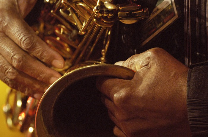 Hands on Music – Sax