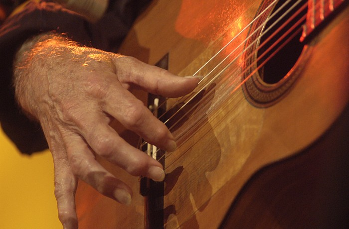 Hands on Music – Flamenco Guitar