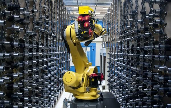 Industrie – Robotik