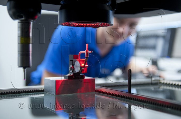 Industrie – 3D Vermessung