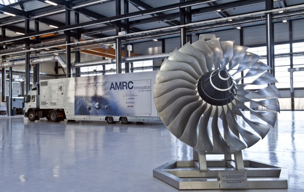 Industrie – A380 Fanblades